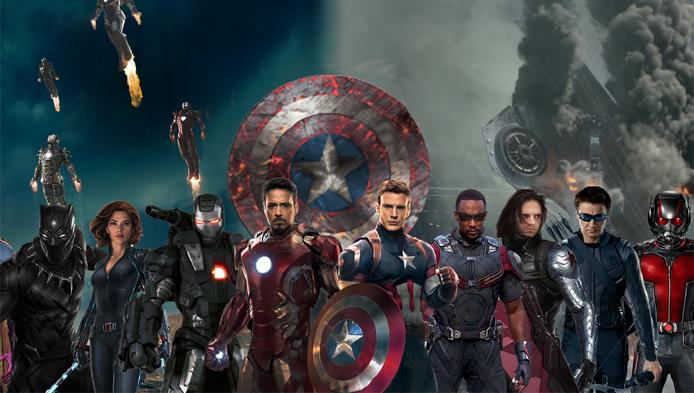 In ce echipa esti: Captain America sau Iron Man?