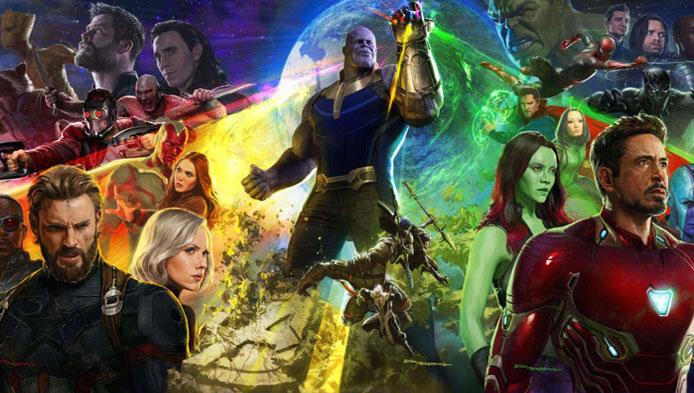 Cu ce personaj din Avengers: Infinity War te identifici?
