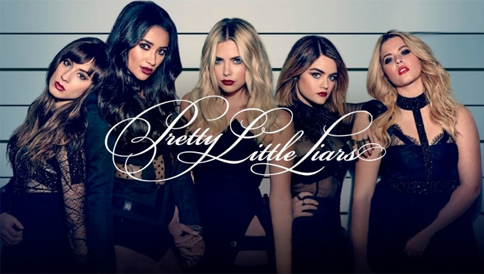 Esti un adevarat fan Pretty Little Liars?