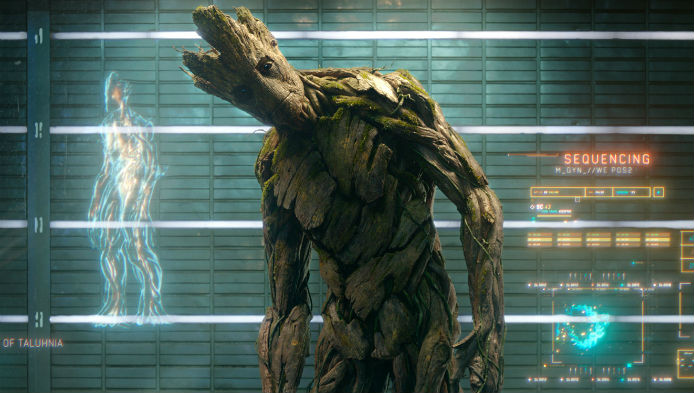 Tu esti Groot?