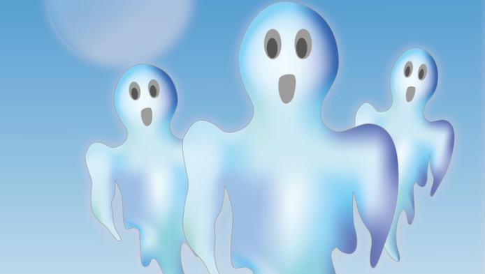 Ai o fantoma in casa?