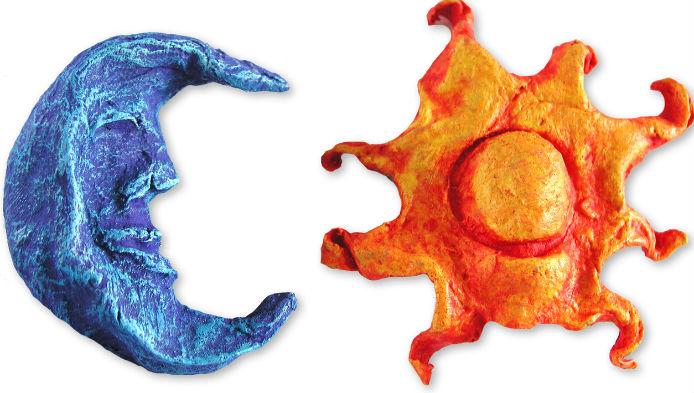 Esti Luna sau Soarele?