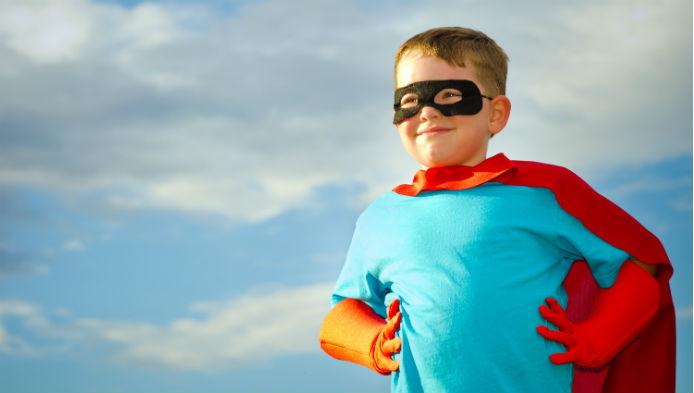Care este numele tau de supererou?