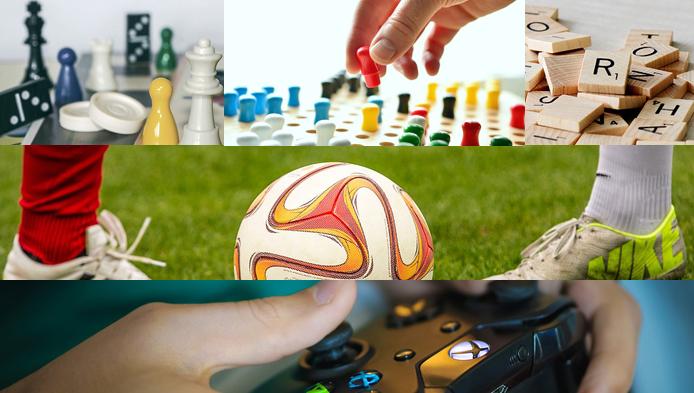 Cat la suta esti dependent de jocuri?