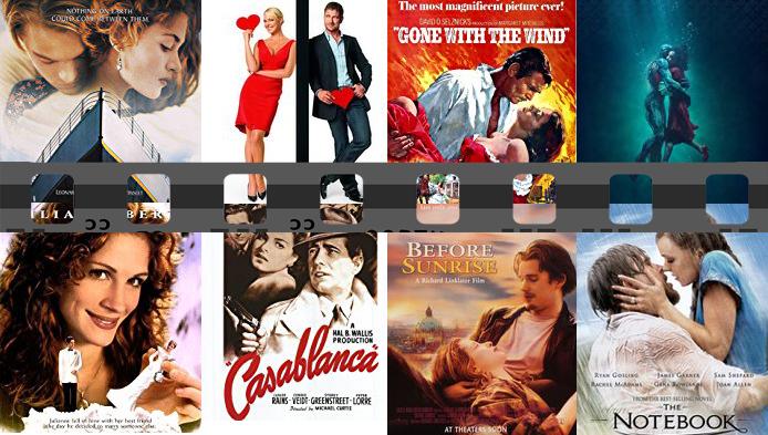 Din ce film romantic esti?