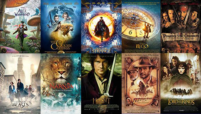 Din ce film de fantezie esti?
