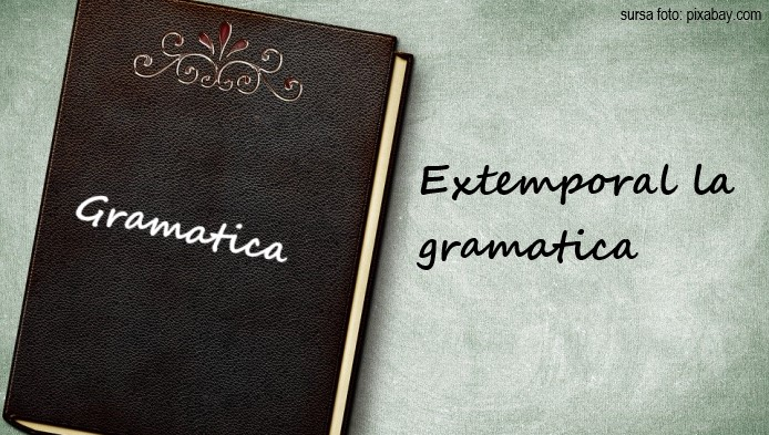 Extemporal la gramatica