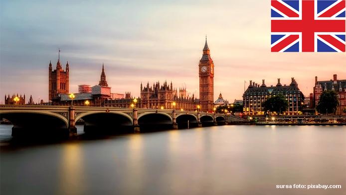 Ce stii despre Regatul Unit al Marii Britanii?