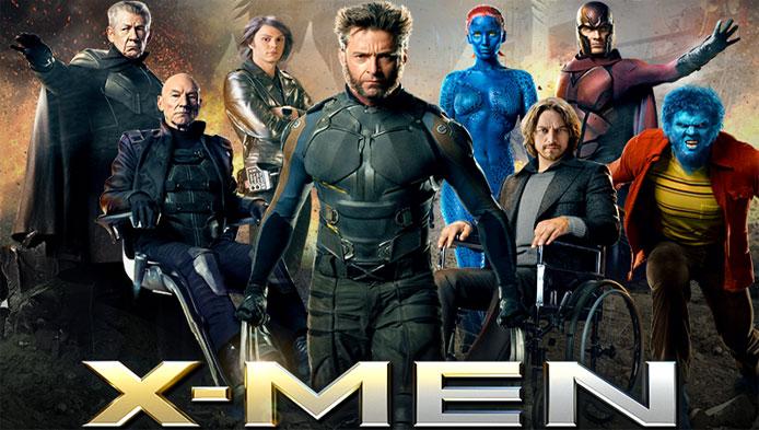 Recunoaste Mutantii din X-Men!