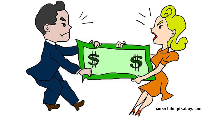 Banii sau iubirea?