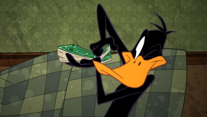 Ce stii despre Daffy Duck?