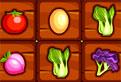 Test greu cu legume