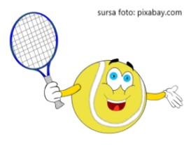 Testul pasionatului de tenis