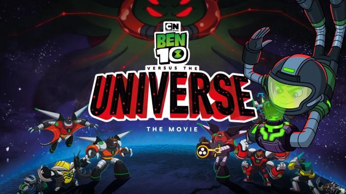 Ben 10 Impotriva Universului: Filmul