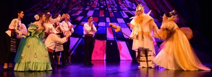 Sarbatoreste online Ziua Internationala a Teatrului pentru Copii si Tineret