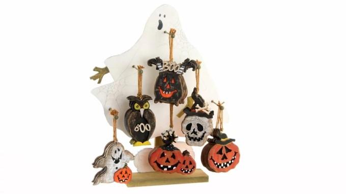 Set decoratiuni de Halloween