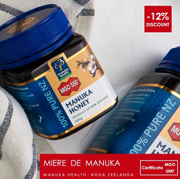 Mierea Manuka