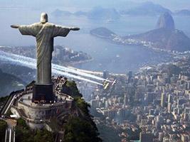 Statuia lui Iisus din Rio de Janeiro